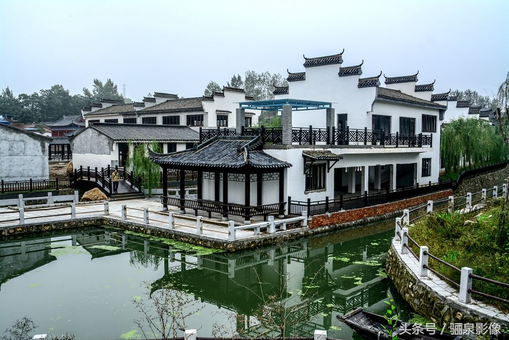 华州小江南:竹溪里