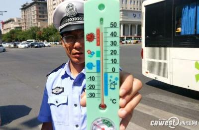 未来一周陕西持续闷热高温 防暑降温工作不可少