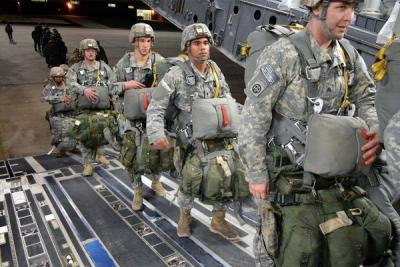 美军在伊拉克发生炮击事故 导致自己人2死5伤